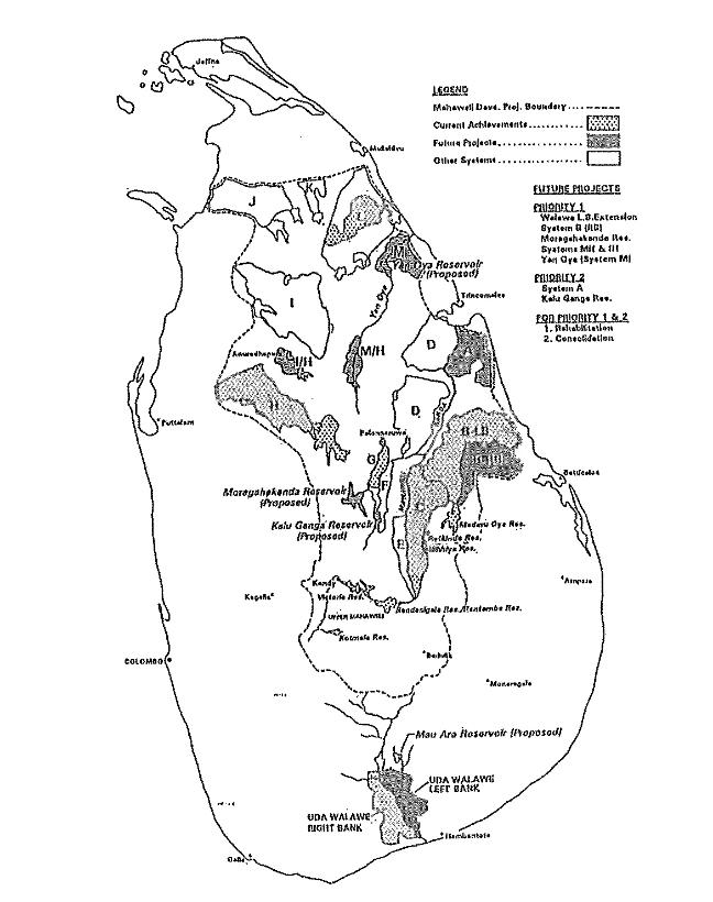 Reservoirs of sri lanka and their fisheries.